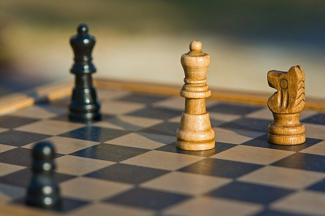 Playing Chess Doesn't Have To Be So Serious